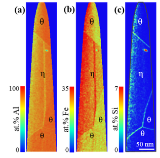 APT measurement of IMPs