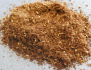 Biodegradable geotextiles performance infill