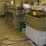 exctrusion line (artificial turf research)