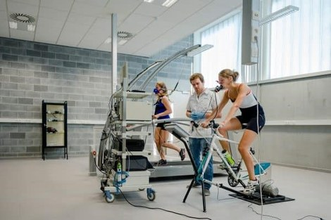 Sport Science laboratory – Jacques Rogge