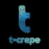T-CREPE Logo in kleur