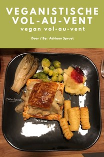 Veganistische vol-au-vent - Adriaan Spruyt
