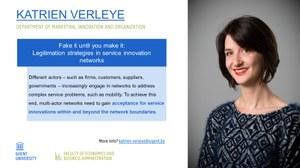 Research of Katrien Verleye