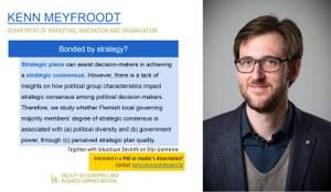 Research of Kenn Meyfroodt