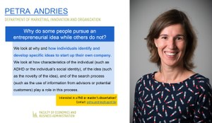 Research of Petra Andries