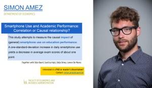 Research of Simon Amez