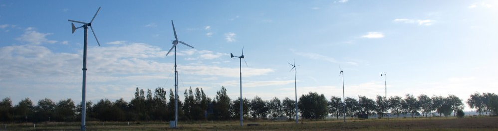 Small and Medium Wind Turbines Field Lab, UGent, Power-Link, Oostende