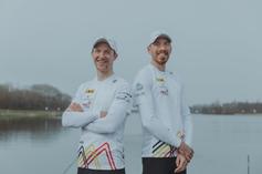 Tim Brys en Niels Van Zandeweghe
