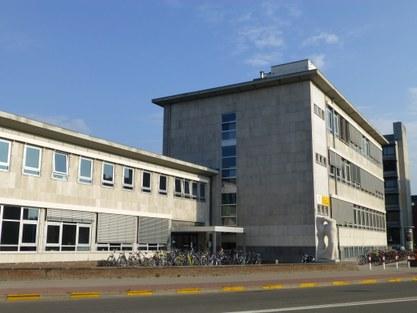 gebouw vakgroep