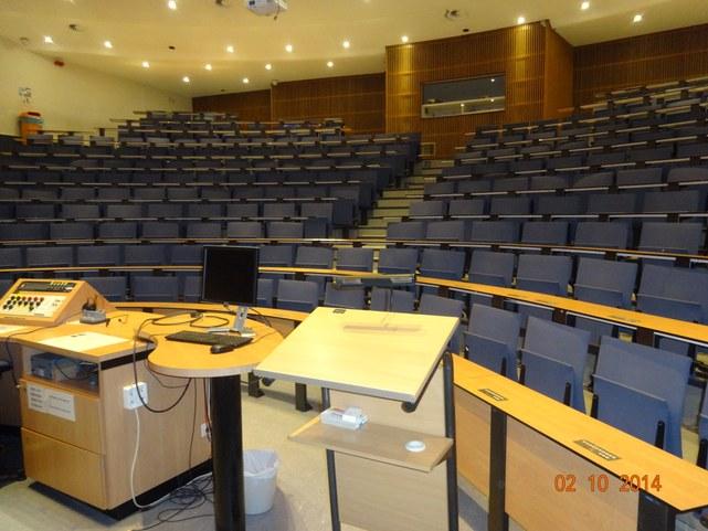 Auditorium C