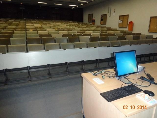 Auditorium F