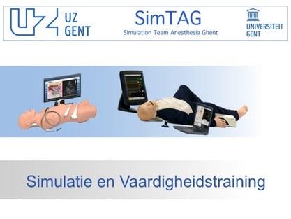 Simulation Team Anesthesia Ghent