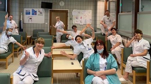 Team verpleging tandheelkunde - 27/03/20