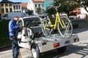 Mobiele fietshersteldienst