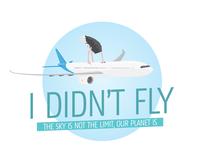 Logo vliegtuigreizen