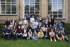 Summerschool Klimaat groepsfoto.