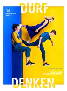 Magazine Durf Denken: voor toekomstige studenten (NL)