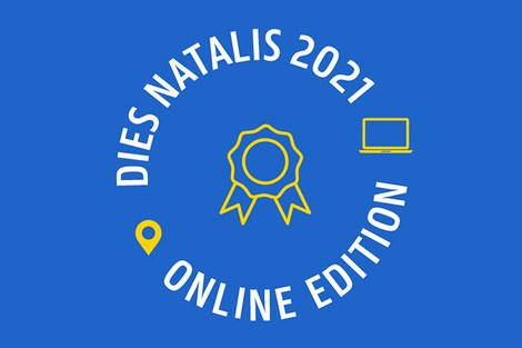 Dies Natalis 2021 online edition