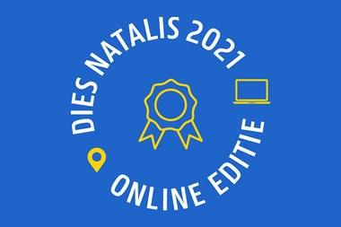 Dies Natalis 2021 online editie (vergrote weergave)