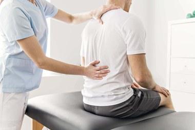 Lage rugpijn (vergrote weergave)