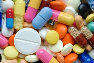 Pillen - medicijnen (vergrote weergave)