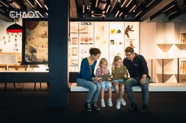 Gents Universiteitsmuseum (GUM) (vergrote weergave)