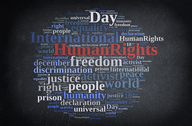 Human rights (vergrote weergave)