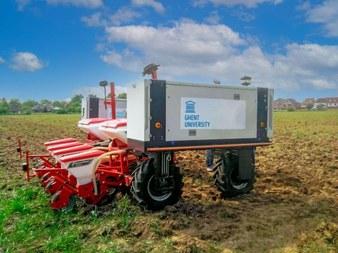 Landbouwrobot (vergrote weergave)