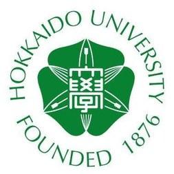 Logo Hokkaido University (large view)