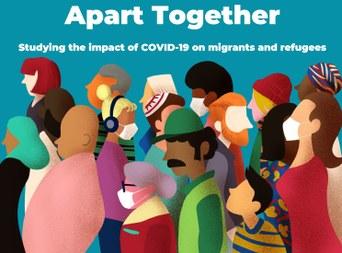 Wat is de impact van de coronacrisis op vluchtelingen en migranten? (vergrote weergave)