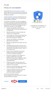 Privacy-instellingen Gmail