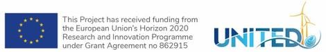 Logo funding UNITED