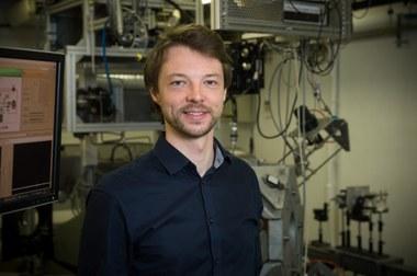 Louis Sileghem, Hydrogen Platform manager, UGent (vergrote weergave)