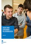 Cover Brochure UGent voor leerlingen en leerkrachten 1819