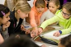 Kinderuniversiteit Workshop