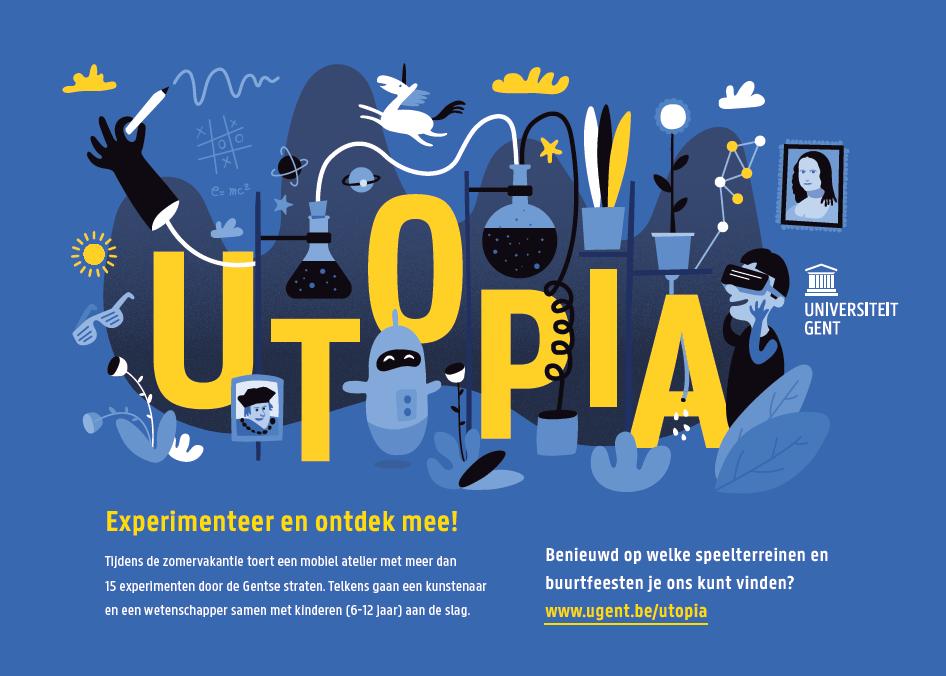 Flyer - Utopia 2018