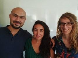 Foto team UGIZ