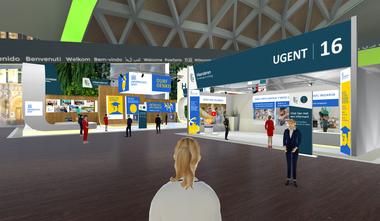 SID-in UGent en Campus Kortrijk (vergrote weergave)