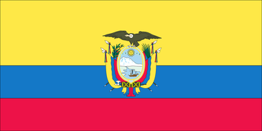 Vlag Ecuador (large view)