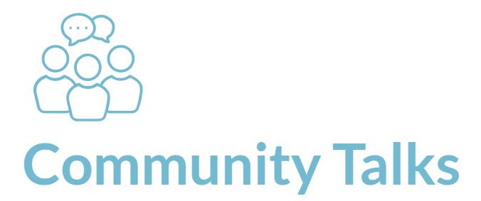 VLIR - UOS: Community Talk