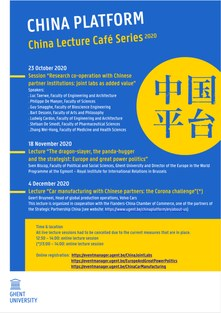 China Lectures Café series 2020