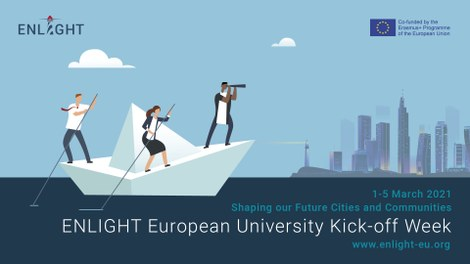 banner kick-off event Enlight