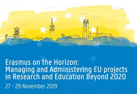 Erasmus on the Horizon