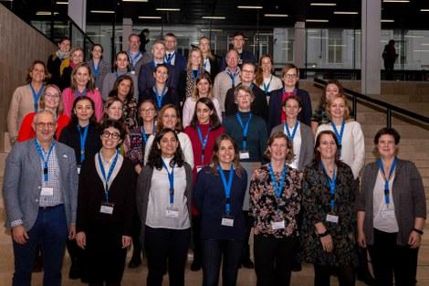 Participants Staff Training Week 2020