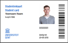 Studentenkaart