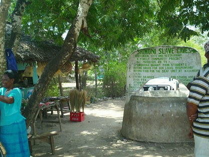Asea Shimoni slave cave sign 2.jpg