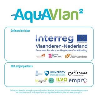 Interreg Vlaanderen-Nederland - AQUAVLAN 2
