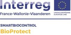 Interreg Frankrijk-Wallonië-Vlaanderen BIOPROTECT logo
