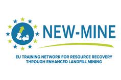 NEW-MINE logo