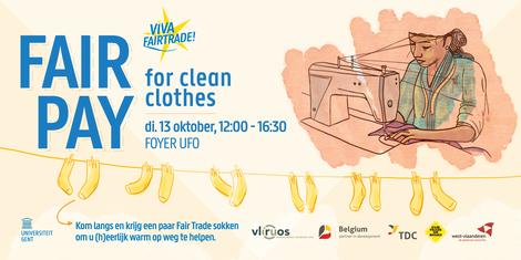 Fair Pay for Clean Clothes - 13 oktober 2020